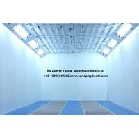 Buy cheap AT-9100 Auto Spray Booth,China alibaba economic spray booth/car spray paint from wholesalers