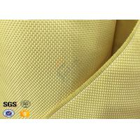 Cheap Anti-static Fire Retardant 100 % Kevlar Clothing Fabric To Protective Clothing wholesale