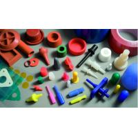 Quality Industrial Accessories Colored Silicon Rubber Shaped Pieces for Household for sale