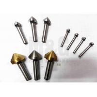 Buy cheap Tin Coated HSS Countersink For Countersunk Head Screws from wholesalers
