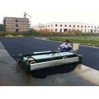 Cheap TPJ-2.5 rubber paver spreading machine for school sport runway wholesale
