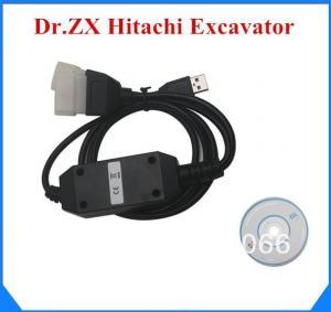 Cheap English Pc Version Hitachi Diagnostic Tool Dr.Zx Excavator V2011a wholesale