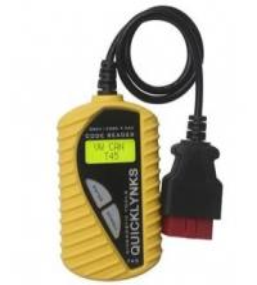 Cheap CAN OBD2 / EOBD VAG Universal Car Diagnostic Scanner T45 Multilingual With Backlit LCD 2-line wholesale