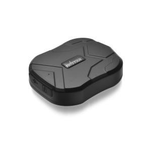 Cheap 5000mah Magnetic Car GPS Tracker , TK905 Wireless GPS Car Tracker wholesale