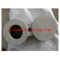 Cheap Forged Steel Flange A182 ANSI B16.48 UNS 32750  F53 Spectacle Blind Flange 1 Inch CL150 FF wholesale