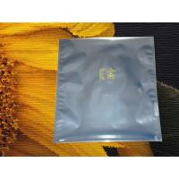ESD Plastic Aluminium Foil Packaging Bags / Custom Vacuum Seal Tea Pouches