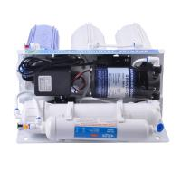 Quality 50GPD 5 Stages Undersink Alkaline RO Water Purifier Water Filter System for sale