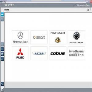 Cheap C3 / C4 Software Mercedes Benz Star Diagnostic Tools For Dell D630 wholesale