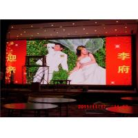 Cheap SMD P5 Led Display Wall For Indoor Advertising / Dance Floor Display Using wholesale
