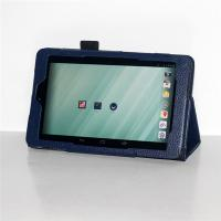 Cheap Mens Flip Leather Tablet Cover Case for Dell Venue 8 Foldable With Stand wholesale