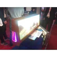 Cheap Die Casting Taxi Led Display Cabinet 4G 3G GPS Location Program Functions wholesale