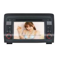 China Fiat Idea DVD Player with GPS Navigation Bluetooth CAN Bus TV on sale