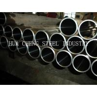 Cheap 3mm - 50mm Hydraulic Cylinder Pipe , EN10305-4 E215 E235 Thick Wall Steel Tube wholesale