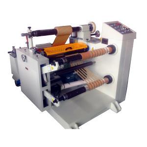 Cheap magnetic powder clutch control slitting equipment paper slitting machine 650mm wholesale