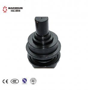 Cheap A229900005519 Mini Digger Bottom Rollers , Steel Excavator Carrier Roller wholesale