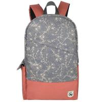 Cheap Patterned Female Padded Laptop Bag , 14 Inch Laptop Backpack Two Shoulder Strap wholesale