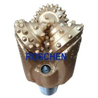 Buy cheap 8 3/4'' TCI Tricone Roller Cone Bit/Tricone Rock Bit/Oil Well Drill Bit from wholesalers