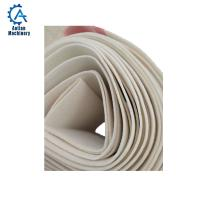 Cheap China suppliers paper mill Toilet paper machine use 650gsm single layer BOM paper felt wholesale