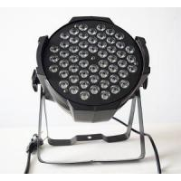 Cheap High Power Spot Moving Head Light , RGB Waterproof Dj Stage Light LED Par Can Rgbw wholesale