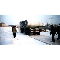 Buy cheap 100m Snow Area Transport Semi Trailer Soft Surface Layer Polyester Composite from wholesalers