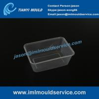 Cheap pp take away lunch boxes mould, 750ml disposable lunch containers mould supplier wholesale