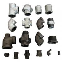 Cheap Galvanized Malleable iron pipe fittings wholesale
