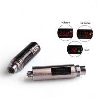 Cheap Display ecig voltage meter ohm meter watt meter Smart eCig Meter wholesale