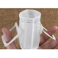 Cheap Convenient Hanging Ear Disposable Coffee Filter Bags With Heat Seal Packaging wholesale