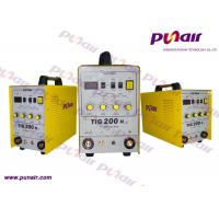 Cheap DC Pulse TIG Processing Inverter TIG Welder TIG200M With Minimum Current 2A wholesale