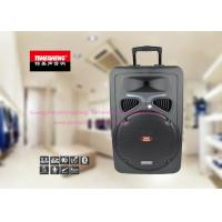 Cheap Professional Hi-Fi Battery Powered Pa System With Wireless Mic wholesale
