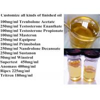 Cheap Testosterone Enanthate 250 Test Enanthate 250 mg/ml Homebrew  Injectable Oil Free Sample wholesale