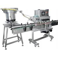 Cheap LIENM Factory automatic high speed screw capping machine wholesale