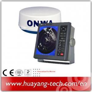 10.4 Inch Color LCD Display 36nm Marine Radar