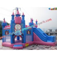 Cheap Princess Waterproof Inflatable Party Bouncers With PVC For Water Park wholesale