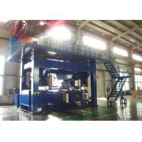 High Frequency Economic Membrane Panel Welding Machine For Vaporization Boiler