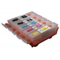 Cheap Canon Refillable Ink Cartridges MG5120 MG5520 , PGI - 225 Empty Ink Cartridges wholesale