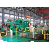 China RS 3.0-10.0 Steel Slitting Line Medium Gauge 0-30/50m/Min PLC Automatic Control on sale