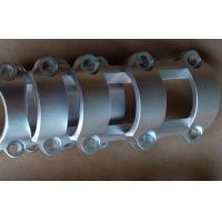 Cheap Custom Made Metal Mountain Bicycle Parts / Bike Accessories by CNC Milling wholesale