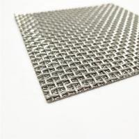 China High Temperature Resistant Sintered Wire Mesh Filter Screen For Water Treatment Plant on sale