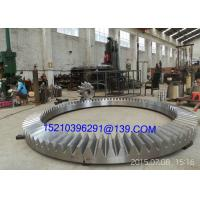 Cheap Reduction Box Ground Tooth Spiral Bevel Gear / Custom Transmission Gears wholesale