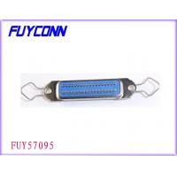 Cheap 36 Pin Parallel Port Connector, Centronic Solder Female Connector with Spring Latches wholesale