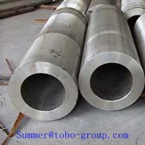 Cheap 6M  Super Duplex SS Seamless Pipe ASTM A789 A790 UNS32750 S32760 wholesale