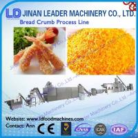 Cheap Bread crumb process line double-screw extrusion machine Weight wholesale