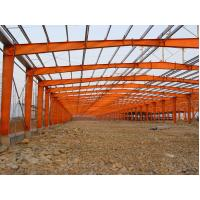 Cheap Customized Warehouse Industrial SteelBuilding Design And Fabrication wholesale