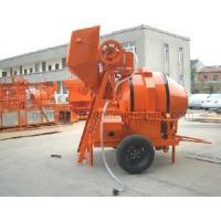 Cheap Concrete Mixer With Wire Rope Loading Hopper (RDCM350-11D) wholesale