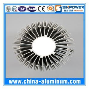 Cheap High Quality LED Heat Sink Aluminum Profiles wholesale