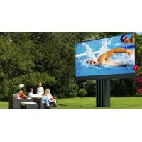 Cheap 2R1G1B p16 Outdoor Full Color Led Display For Plaza 3906 Dot / m2 wholesale