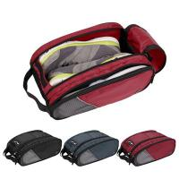 Cheap Portable Waterproof Breathable Travel Shoes Bag For Promotional wholesale
