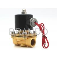 Cheap 2 Way 2 Position Irrigation Pneumatic Cylinder Valve Normally Closed 2W160-15 wholesale