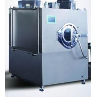 Cheap PLC Control Pharmaceutical Tablet Coating Machine 3 - 22 Times / Min Roller Speed wholesale